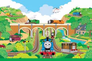 Read aloud train stories for little kids