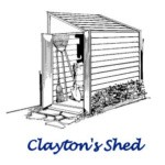 Come and visit Clayton's Shed